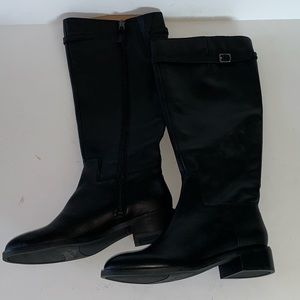 Franco Sarto Barbara Riding Boot Leather